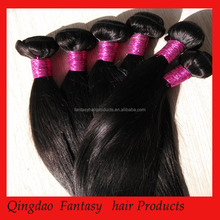 Top Quality Full Cuticle Popular Unprocessed virgin chinese straight hair
