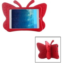 Nice Butterfly Design EVA Rugged Shockproof Case for iPad mini 3 with Holder