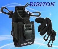 MSC-20B walkie talkie Nylon case UV-5R VX-5R two way radio Holster