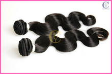 brazilian hair extension de 6A grade human hair