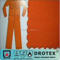 93% meta-aramid+5% para-aramid+2%carbon yarn fireproof / fire retardant / anti-static aramid protective fabric for garment
