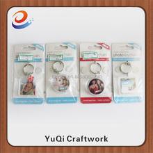 Custom Acrylic Keychain/Acrylic Keyring/Blank Acrylic Photo Keychain for Promotional Gift