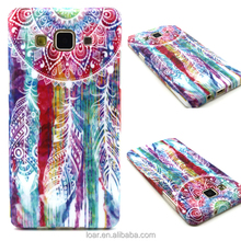 Colorful Dreamcatcher Soft Cover For Samsung Galaxy A3 TPU Back Case