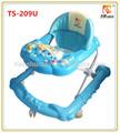 nuevo modelo de bebé walker y caliente de la venta de bebé walker con el bloque