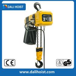 High Quality Portable Lifting Electric Chain Hoist Tower Hoist