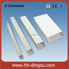 PVC Trunking Network Cable Trays Produced in China