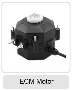 Cool Room Condenser And Evaporators Fan Motor