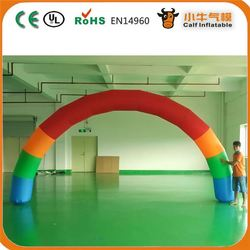 Best selling custom design big events inflatable arches in many style