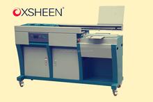 used book binding machine,photo album binding machine,desktop perfect binding machine