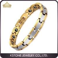 KSTONE Germanium Magnetic Bio Energy Tungsten Bracelet