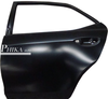 Auto Body Parts Toyota Corolla 2014 Middle East Type Rear Car Door For Sale