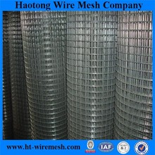 China Factory Sell Small Gauge Bird Cage 1 Inch Galvanized Welded Wire Mesh