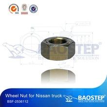 Truck wheel nut for Nissan/Mitsubishi/Hino/Isuzu/Hyundai