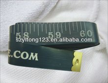 body elements analyser tailor tape measure soft PVC 1M-2M