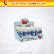 Wedding Artificial Snow Spray Snow Foam Spray Celebration Flying Snow Spray