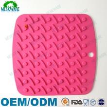 Multifunctional trivet mat, hot pads, heat resistant pot holder
