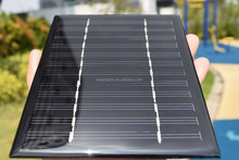 Solarparts Eco-friendly Epoxy Resin Solar Modules for Sale, Toys, lights, Traffic Use