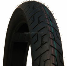 High quality and Low price motorcycle tubeless tire 100/90-18, (OWN FACTORY)