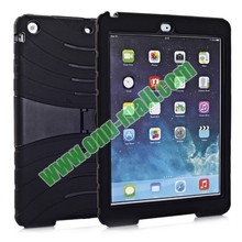 2014 Newest Wholesale Detachable Clean Silicone Cover for iPad Air