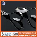 cuchara de acero inoxidable fábrica china