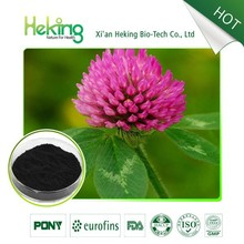 100% Natural 2.5%GMP/ISO9001/Isoflavone Red Clover Extract GMP Stan