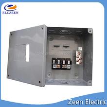 metal distribution electrical panel box