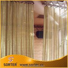 Sorter's aluminum sequin fabric cloth fashion curtain for christmas