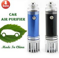 2015 Newest Mini Car Product OEM Air Purifier With 3.8 Million Anions
