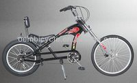 24inch attractive new design 6 speed cheap chopper bike for sale