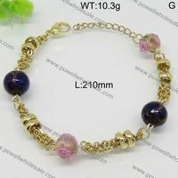 210mm length steel jewelry in factory child bracelet gps