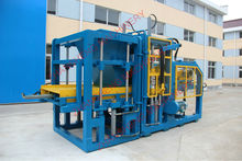 ZS-QT4-15 Full Automatic Block Making Machinery Building Hollow Brick Making Equipment