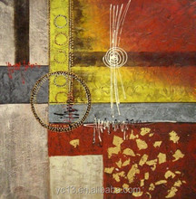 handmade abstract Oil Painting(yq-28),home decor modern painting