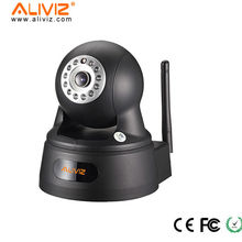 2013 New HD WIFI Webcam network Camera,Support Audio Video Wifi ip Camera and Motion Detct and Alarm