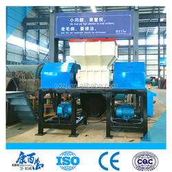 waste tire recycling tyre crusher with best price