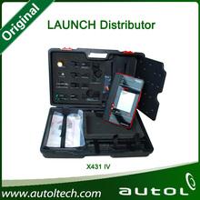 Original Launch X431 IV x-431 Diagun for Most of vehicles Free Update via LAUNCH Website