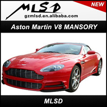 m@nsory fiber glass body kit for aston*martin vantage v8