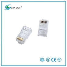 One Roll Two Branchs Cate 5e UTP 8P8C Plug
