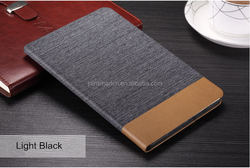 New Arrival Case For Ipad Mini Case Canvas Tablet Leather 7.9 Inch Cover For Ipad Mini 2 Case Made In China Factory Wholesale