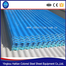 Color Steel Roofing Plates