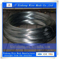 low price electro galvanized iron wire from anping factory