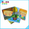 Promotional custom full color stereo pop up 3D children book made in China