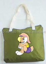 Customized size Fashionable Canvas Grocery bag