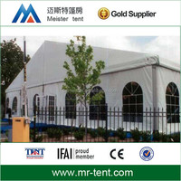 Large outdoor event canopy for 1200