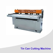 Slitter or Cutter for tin can making
