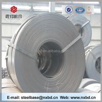 hot rolled strip coil,Q235 steel strip