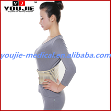 High Quality Heated Back Pain Relief Medical Lumbar Back Support