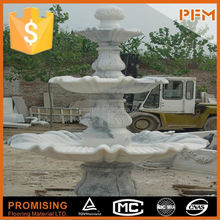 latest hot sale cheap well polished beautiful hand carved outdoor fountain jets