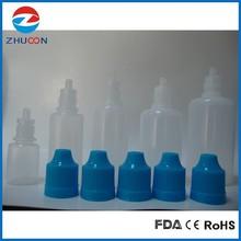 wholesale alibaba china manufacturing pe bottle electronic cigarette free sample free shipping small bottle 20ml