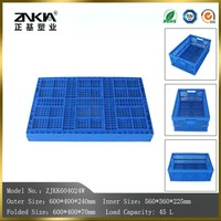 Europe style Plastic Material and Storage Baskets Type Plastic basket