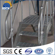 Stair Tread bar grating/Walkway Grating/Floor Steel Grating (Manufacturer)